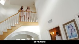 BFFS - Bridesmaid Orgy Quickie...