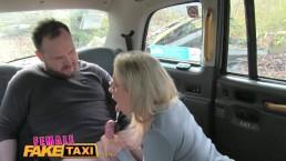 Female Fake Taxi Lost...