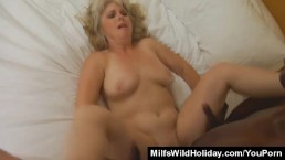 Milf Stacey Gets Her...