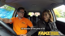 Fake Driving School young...