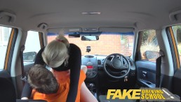 Fake Driving School lesson...