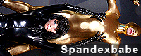 Spandex Babe