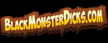 Black Monster Dicks