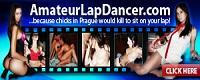 Amateur Lapdancer