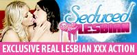 Seduced By A Real Lesbian